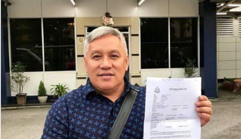 Kenyataan Kena 'Twist', Chef Wan Buat Laporan Polis