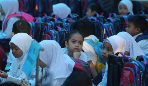 4,000 Murid Mendaftar Tahun 1 Di Putrajaya