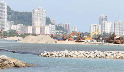 Projek Tambak Laut P.Pinang Masih Tunggu EIA, MPEN