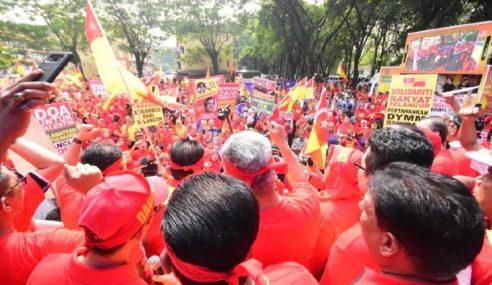 Warga Selangor Himpun Pertahan Sultan Selangor