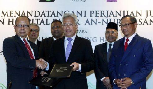 TH Sasar Perluas Hospital Patuh Shariah Ke-14 Negeri