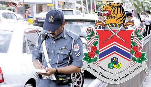 Diskaun 3.2 Juta Pesalah Trafik DBKL Sejak 3 Tahun