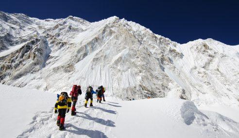 Nepal Haram Daki Everest Hanya Seorang Diri