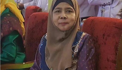 AL-FATIHAH: Isteri KPN Meninggal Dunia