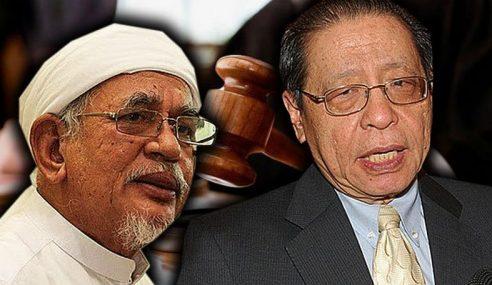 Presiden PAS Wajar Saman Lim Kit Siang