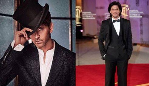 Hrithik Kalahkan SRK Aktor Terseksi Bollywood