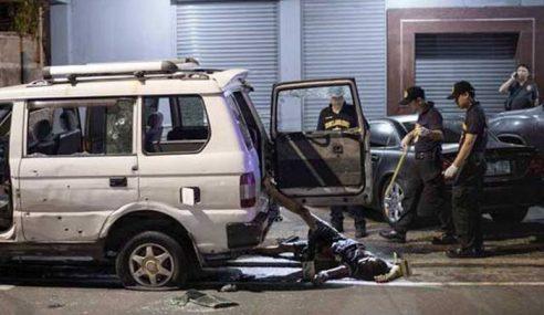 Polis Tersilap Maklumat Ragut Dua Nyawa