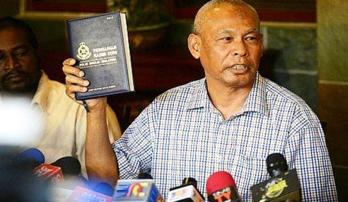 'Anwar Bukan Tahanan Politik, Tapi Pesalah Liwat!'