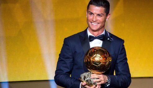 Ronaldo Raih Pemain Terbaik Dunia Buat Kali Ke-5