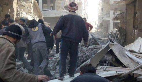25 Maut Dalam Serangan Udara Di Syria