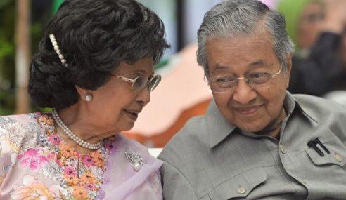 Toleransi Resipi Keutuhan Cinta Tun M Dan Tun Siti Hasmah