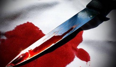 Kanak-Kanak Perempuan Maut Ditikam Saudara