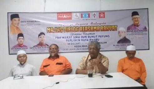 Zaid Dakwa Hina Sultan Cuma Kesalahan Kecil Aje