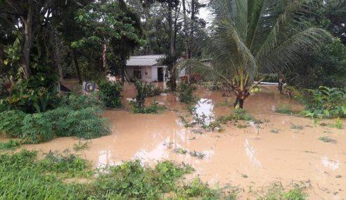 Mangsa Banjir Di Jelebu Kekal 28 Orang