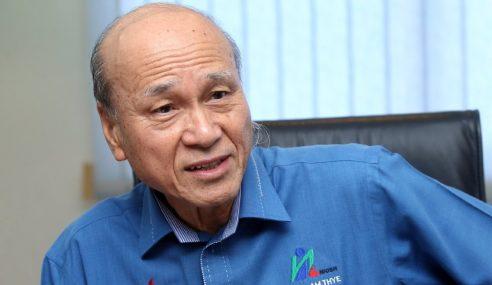 Potong Gaji Menteri Langkah Baik – Lee Lam Thye