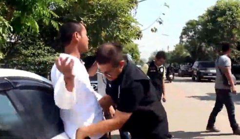 Polis Thai Berkas Wanita, Suami Dalang Sindiket Dadah