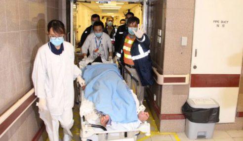Bunuh Anak, Isteri Di Hotel Mewah Hong Kong