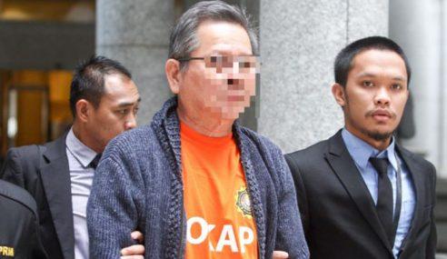 Skandal Projek Terowong: Datuk Seri Direman 5 Hari