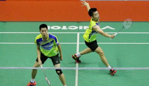 Goh V Shem-Tan Wee Kiong Singkir Juara Dunia