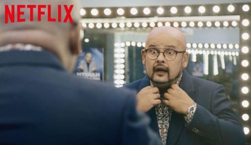 Netflix Lancar Program Komedi Tampil Harith