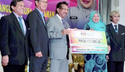 Sabah Dapat Peruntukan Besar Untuk Pendidikan