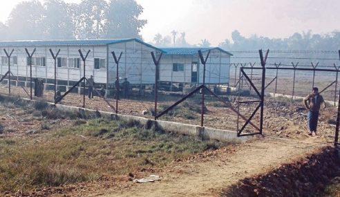 Dipenjara Selepas Bantah Dihantar Pulang