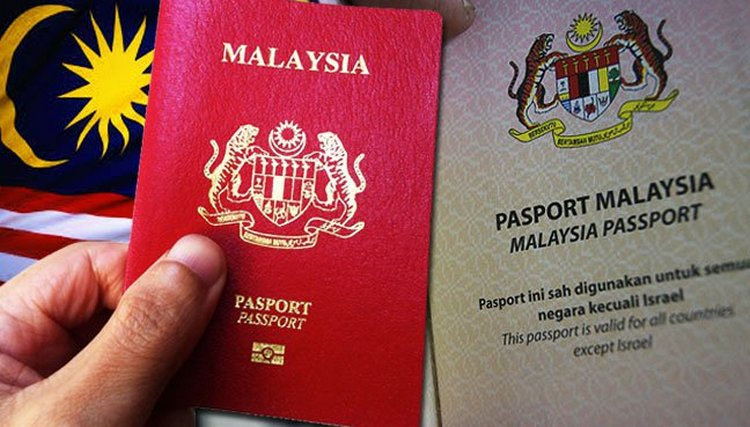 Pasport Versi Baharu