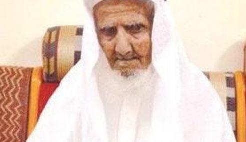 Rahsia Warga Tertua Saudi Meninggal Usia 147 Tahun