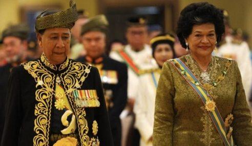 Sultanah Kedah Dikurniakan Darjah Kerabat Kedah