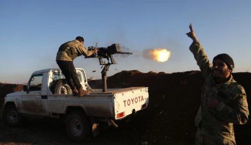 10 Maut Dalam Serangan Di Afrin, Syria