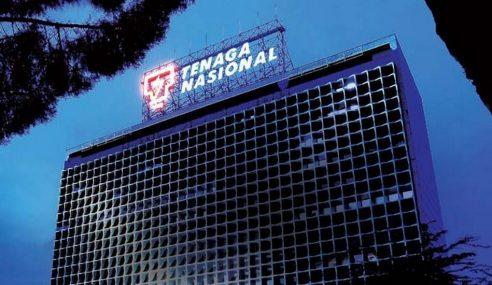 RM2.5 Bilion Saham TNB Hilang Dari Pasaran