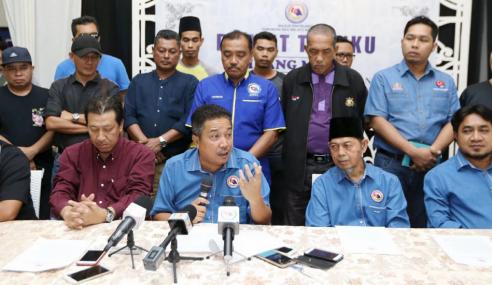 GABUNG Kesal Tun M Kaitkan Dengan Almarhum Sultan