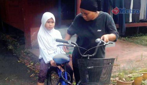 Lawan Derita Hantar Anak Ke Sekolah