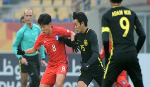 Malaysia Tewas Bermaruah 1-2 Kepada Korea Selatan