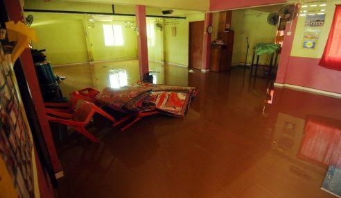 Mangsa Banjir Maran Berkurangan, 126 Orang