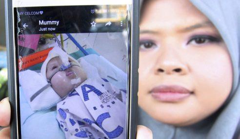 Media Pahang, NGO Bantu Bayi Jantung Berlubang