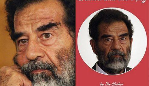Novel Romantik Tulisan Saddam Hussein Akan Dijual