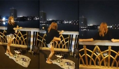 Gadis Minta Driver Teksi Rakam FB Live Bunuh Diri!