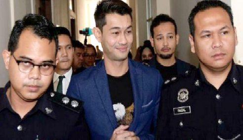 Farid Didakwa 'Makan' Dadah Ketika Berada Di IPD PJ