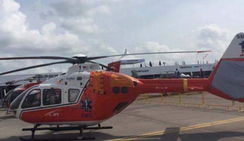 JKN Kedah Sedia Ambulans Udara Bagi Kes Kecemasan