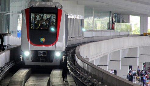 Jokowi Lancar Tren Khas Ke Lapangan Terbang Jakarta