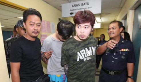 9 Suspek Baharu Kes Bunuh Gengster Di Stesen Minyak