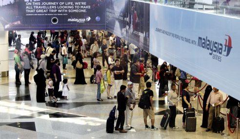 376 Penerbangan Tambahan Sempena Tahun Baru Cina