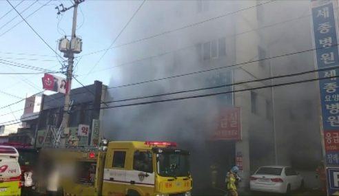 41 Maut, 80 Cedera Hospital Di Korea Selatan Terbakar
