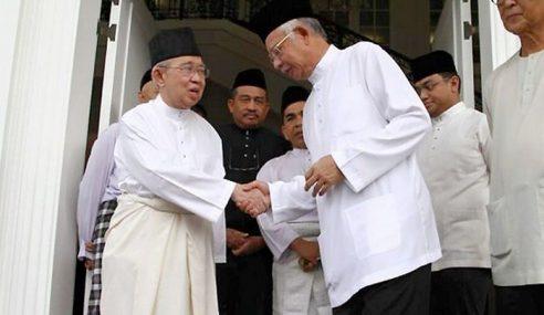 Cerita Konon PM Kerjasama Rahsia Dengan PAS