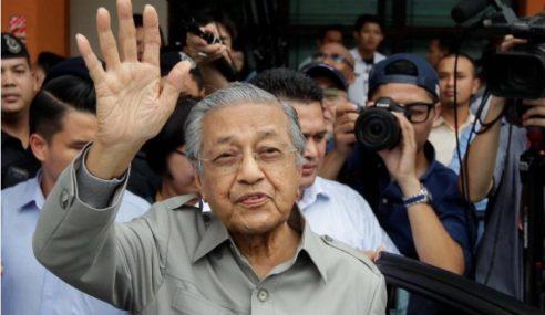 Mahathir Gagal Jumpa Anwar Sebab Tiada Izin Penjara