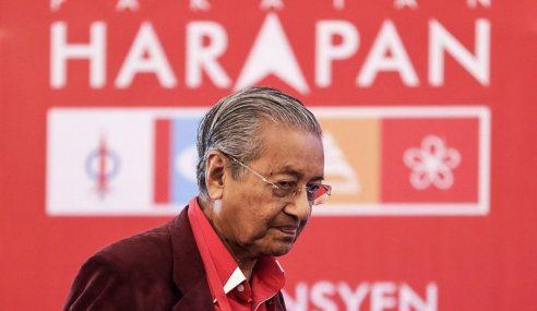 Ideologi Mahathir Tak Sama Manifesto PH