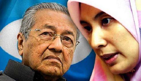 Mahathir Tidak Kawal Pakatan Harapan!