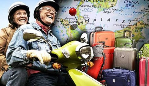 Malaysia Ke-5 Terbaik Dunia Untuk Pesara Global