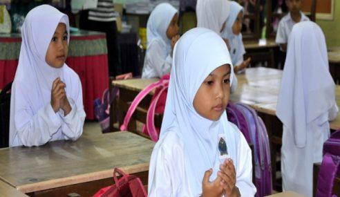 91,656 Murid Tahun 1 Mula Sekolah Di Selangor